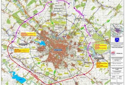 CNAIR a anuntat ca grecii de la Aktor vor construi lotul 3 din Autostrada de Centura Bucuresti