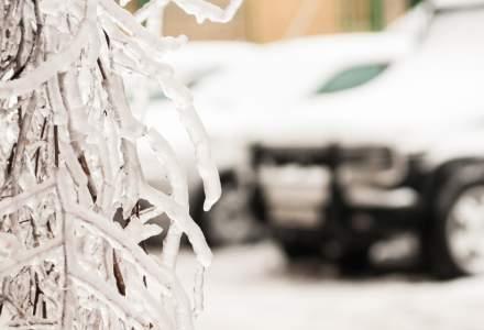 Proprietarii de autovehicule avariate in urma caderii copacilor sau a blocurilor de gheata isi pot repara masina pe asigurarea CASCO