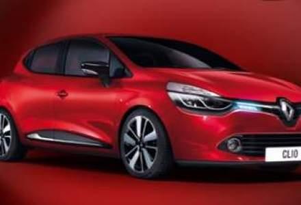 Renault lanseaza noul Clio in Romania saptamana viitoare