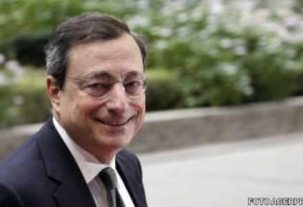 Draghi: BCE nu va tipari bani pentru a rezolva criza datoriilor suverane din zona euro