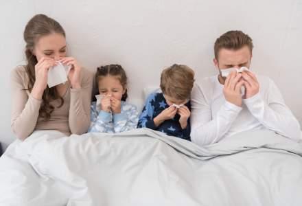 Ministrul Sanatatii a declarat epidemie de gripa. 54 de oameni au murit deja