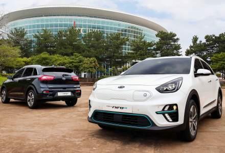 Noi modele electrificate Kia vor fi disponibile pe piata din Romania anul acesta