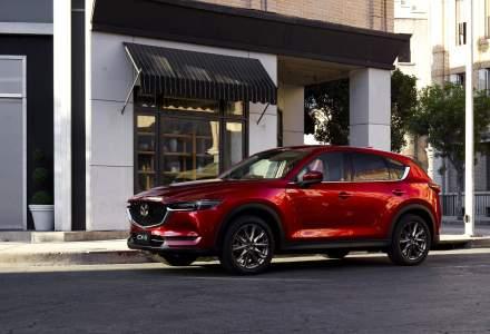 Mazda CX-5 a primit un upgrade pentru 2019