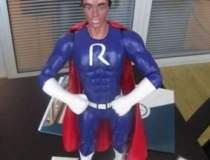 Cum arata Retman, robotul...