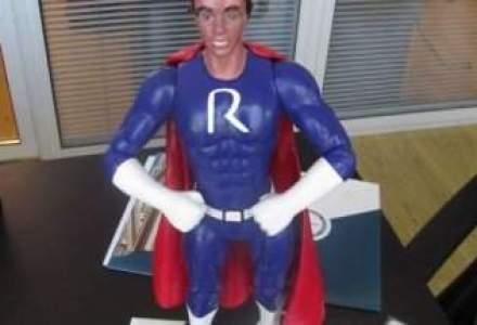 Cum arata Retman, robotul clujean care ii scapa pe copii de suparare