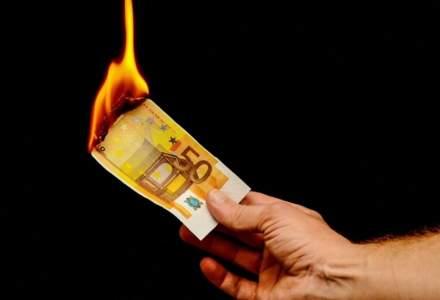 Rezerva BNR a scazut cu mai mult de un miliard de euro in ianuarie? Unde s-au dus banii?