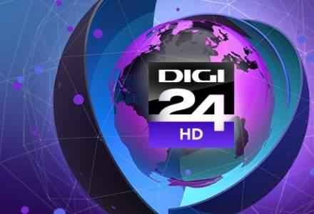 Postul de televiziune Digi24 inchide statii locale