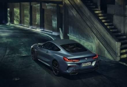 Prima editie a noului BMW Seria 8, BMW M850i xDrive Coupe First Edition, este disponibila si in Romania