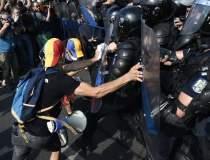 Gazele trase la protestul din...