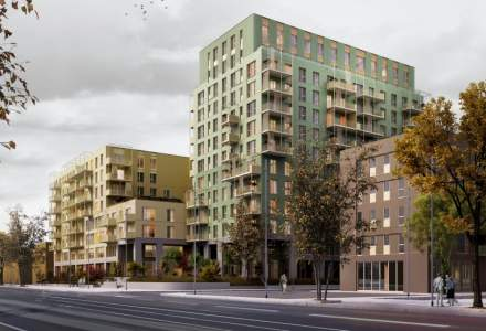 Prime Kapital lanseaza campania de pre-sale pentru Marmura Residence. Primele apartamente vor fi gata in 2021