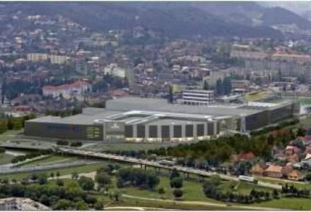 Mallul Korona Brasov va incepe in prima jumatate din 2013