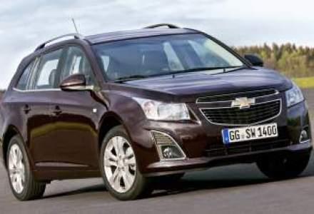 Vanzarile si cota de piata Chevrolet au crescut in primele 9 luni