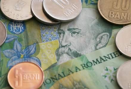Leul continua sa creasca in raport cu euro si sa se deprecieze fata de dolarul american