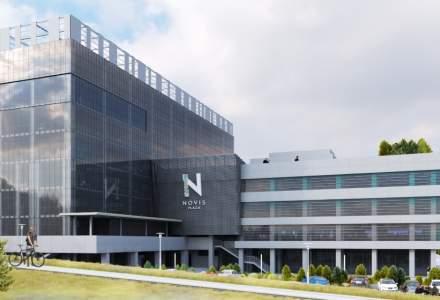 Transilvania Constructii vrea sa certifice BREEAM cladirea de spatii de birouri Novis Plaza din Cluj-Napoca