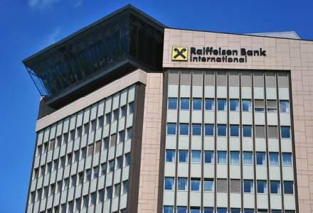 Profit mai mare cu 14% pentru Raiffeisen Bank International in 2018, alimentat si de evolutia operatiunilor din Romania