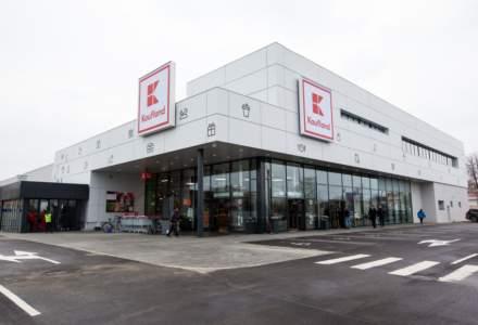 Kaufland a inaugurat magazinul cu numarul 121