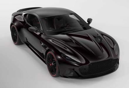 Unul dintre cele 50 de exemplare Aston Martin DBS Superleggera Tag Heurer poate fi cumparat din Romania