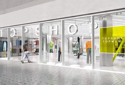 Brandurile britanice Topshop si Topman intra in Romania cu un magazin in Bucuresti Mall