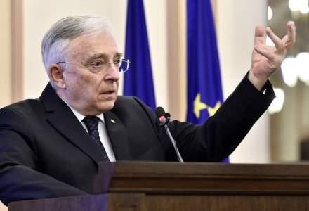 Mugur Isarescu, invitat in Parlament: Pana acum nu stiam la care studiou TV sa ma duc