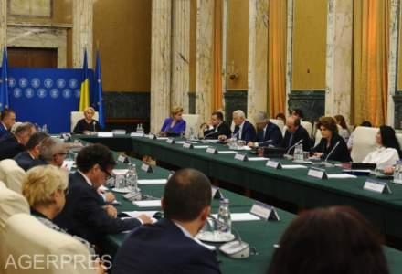 UPDATE Guvernul a aprobat Legea bugetului de stat si Legea bugetului asigurarilor sociale de stat pe 2019