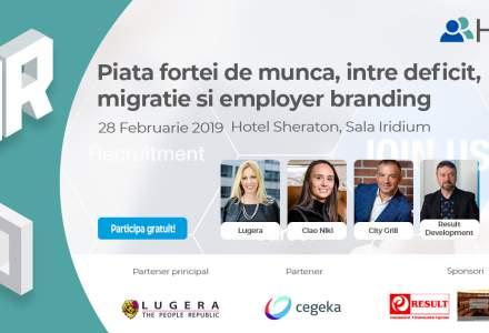 Vino la HR 2.0! Discutam despre piata fortei de munca: deficit, migratie si employer branding
