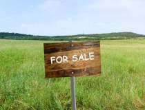 Tranzactiile cu terenuri din...