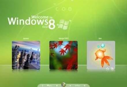 Windows 8 poate fi comandat in SUA de la 70 $. In Romania va fi disponibil in urmatoarele zile