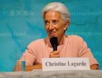 Lagarde: Exista riscul unei...