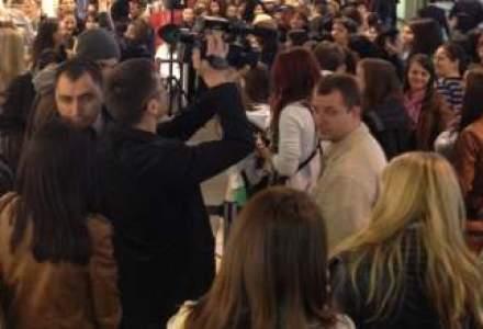 Efectul H&M: vanzari cu 30% mai mari in centrul comercial Shopping City Sibiu