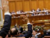 Votul in Parlament asupra...