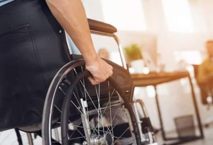 Mures: Miting de protest impotriva incalcarii drepturilor persoanelor cu dizabilitati
