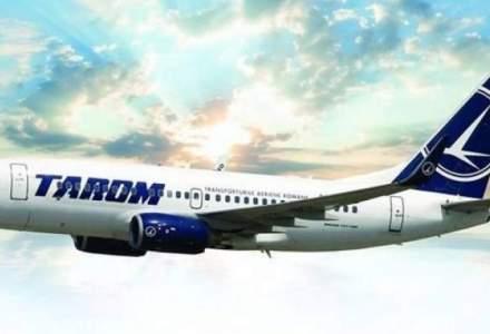 TAROM si-a majorat cu 1,4% cota de piata in Romania in 2018, prin cresterea cu 40% a numarului de pasageri pe rute interne