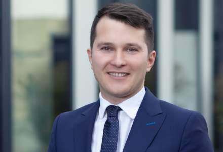 Daniel Cateliu se alatura echipei dezvoltatorului de spatii logistice si industriale P3 in Romania in functia de Leasing and Development manager