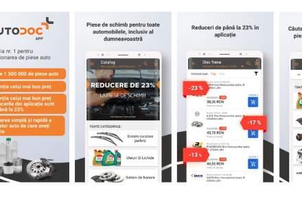 (P) S-a lansat aplicatia Autodoc App - aplicatia nr. 1 pentru achizitionarea de piese auto!