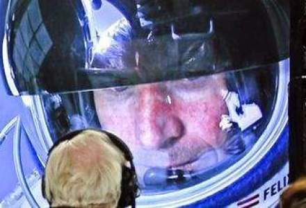 Saltul din stratosfera al lui Felix Baumgartner, record de vizualizari pe YouTube