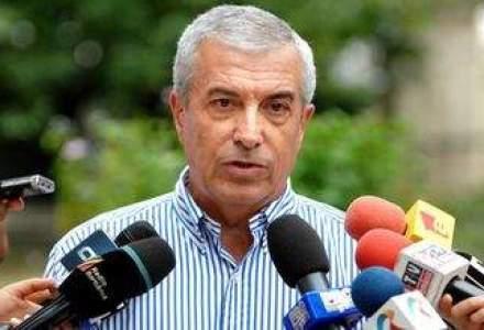 Tariceanu, despre Becali: Cred in oamenii care manipuleaza idei, nu oi! Poate sunt demodat