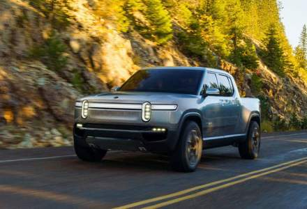 Amazon si GM vor sa investeasca la Rivian: start-up-ul american a lansat un pick-up electric ce va fi vandut si in Europa