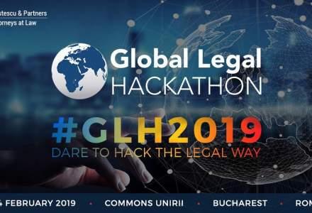 Global Legal Hackathon Romania, competitia care isi propune sa eficientizeze actul juridic cu ajutorul tehnologiei: cand incepe