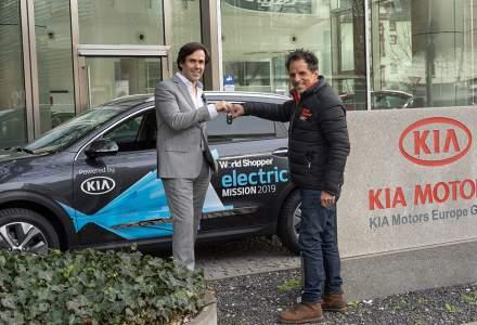 Kia face cercetari in domeniul electro-mobilitatii pe cele mai mari piete din Europa