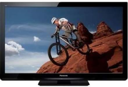 Panasonic opreste productia de plasme si LCD-uri
