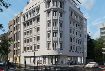 Hagag Development Europe a obtinut autorizatia de constructie pentru cladirea de apartamente H Victoriei 139