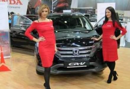 Honda vrea sa creasca la 650 de unitati pe an, ajutat de noul SUV CR-V
