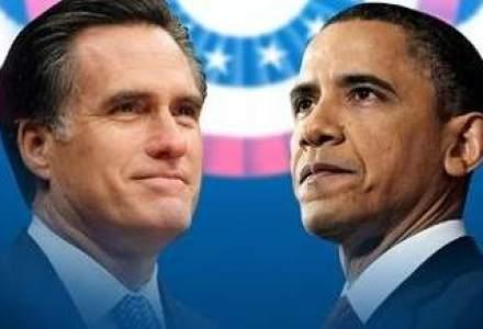 """Romney critica """"atacuri meschine si jocuri de cuvinte stupide"""" din partea lui Obama"""