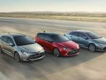 Noua generatie Toyota Corolla...