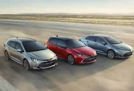 Noua generatie Toyota Corolla este disponibila si in Romania. Care este pretul de pornire?