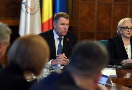 """Iohannis ataca """"bugetul rusinii nationale"""" la CCR: PSD va primi de 20 de ori mai mult din finantarea partidelor"""