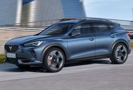 Cupra lanseaza conceptul Formentor: SUV-ul diviziei de performanta are un sistem de propulsie plug-in hybrid cu 245 CP