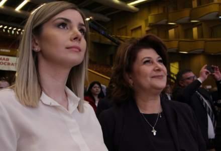 Rovana Plumb, la Congresul PES: Social-democratia este singura optiune reala pentru continuitatea constructiei europene