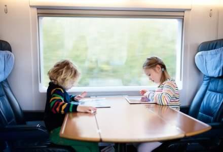 Creatorii Transilvania Train lanseaza un program pentru copii