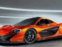 O masina de sosea McLaren de...